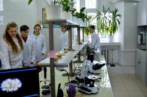 Відкриття лабораторії у нухті